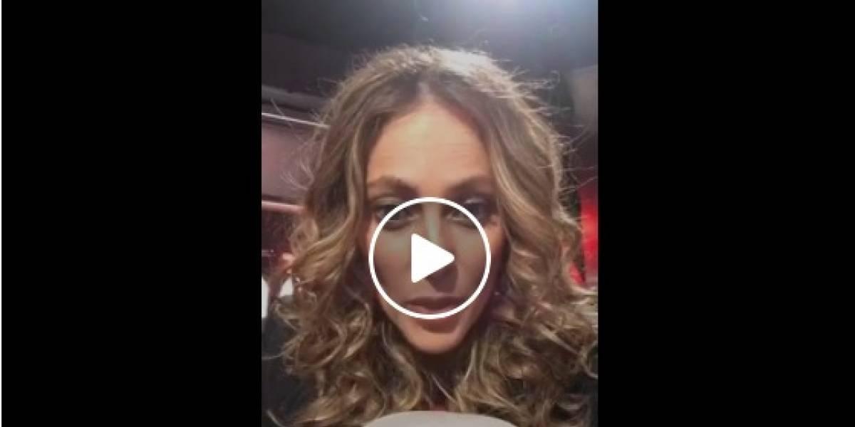 VIDEO: Trollean a Vanessa Huppenkothen mientras mandaba saludos