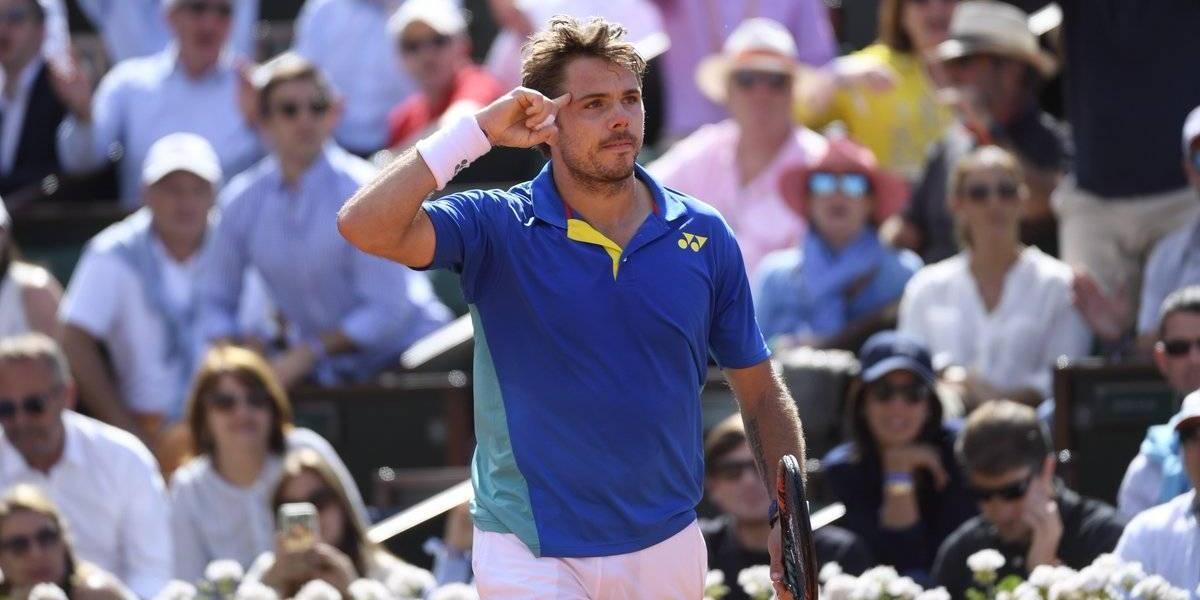 Un brillante Wawrinka vence a Murray para alcanzar su segunda final en Roland Garros