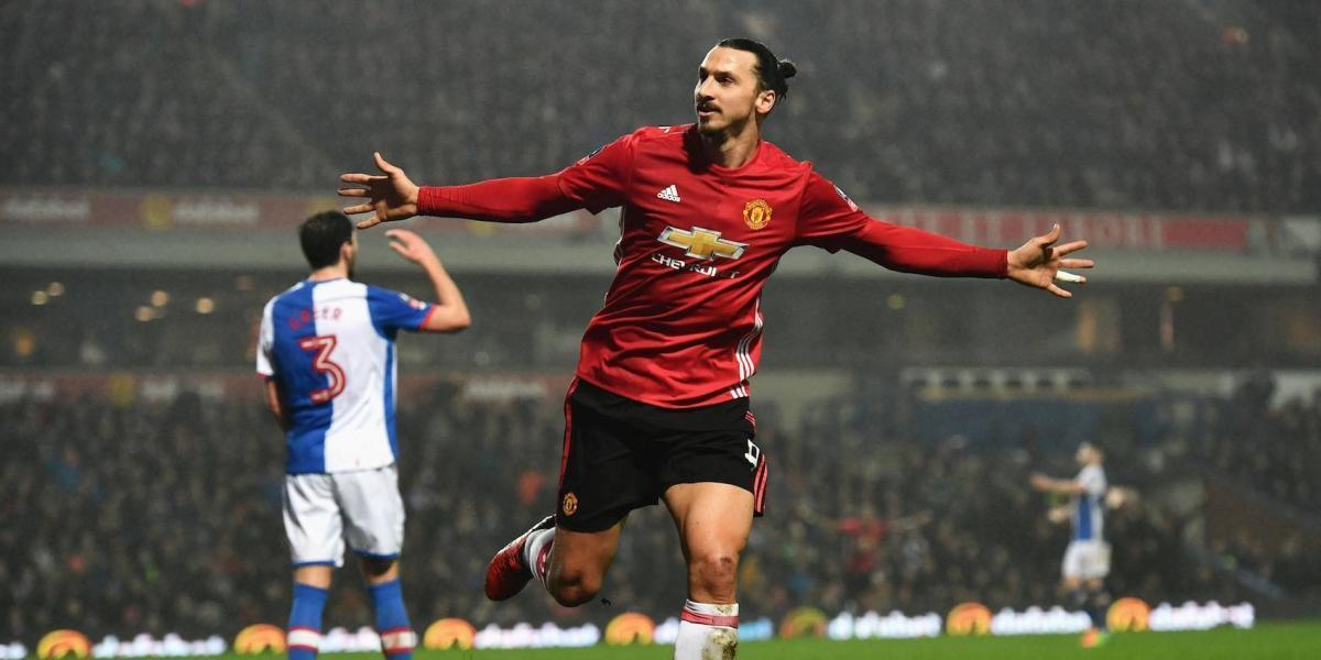 Manchester United no renovará contrato a Zlatan Ibrahimovic