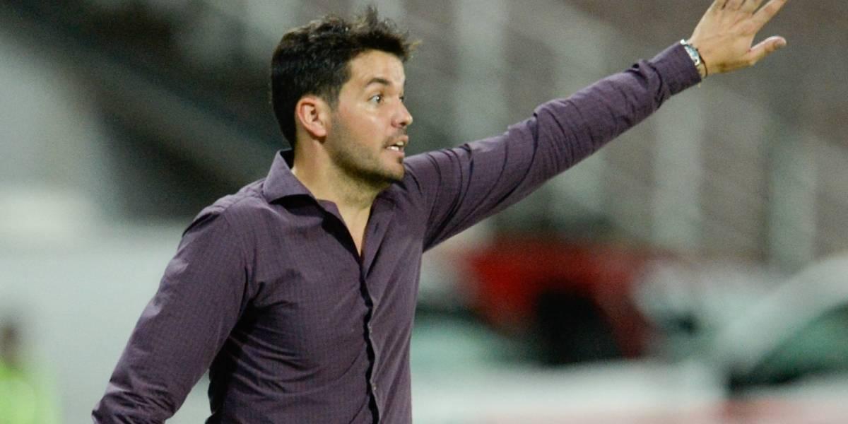 Antofagasta anunció a argentino de 32 años como su nuevo entrenador