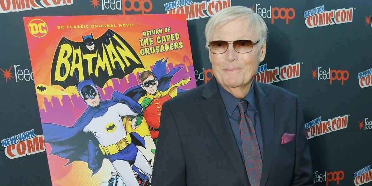 Una leyenda nos deja: A los 88 años muere el icónico Batman, Adam West