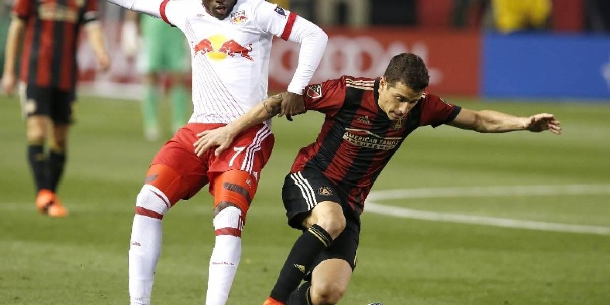 El Atlanta United de Carlos Carmona sumó una nueva derrota en la MLS