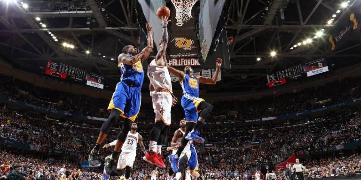 Cavaliers evita la barrida de Warriors y lleva la final de la NBA a un quinto partido