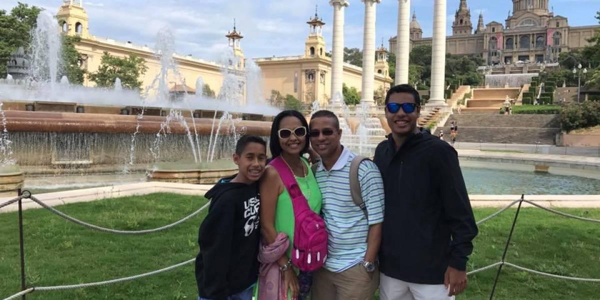 Keylla comparte las experiencias de sus vacaciones