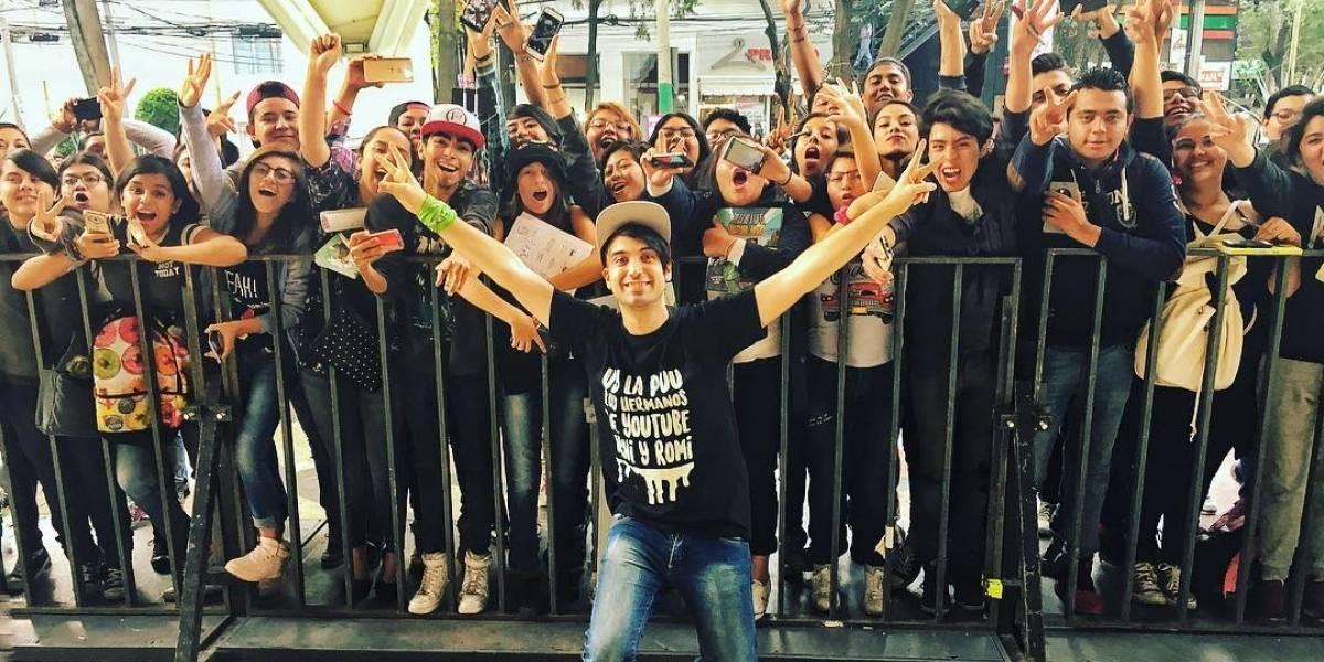 Youtuber Orni desea conquistar a público mexicano con primera edición de Club Media Fest
