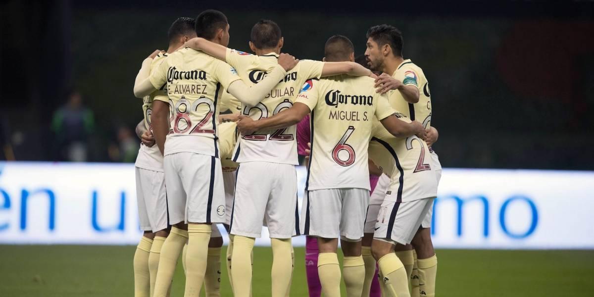 América acepta reto de Murciélagos en apoyo a futbolista con cáncer