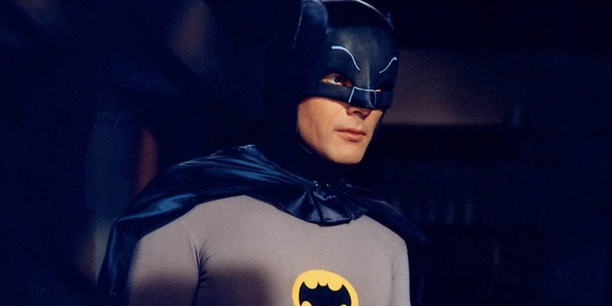 Adam West, el Batman de la TV, muere a los 88 años