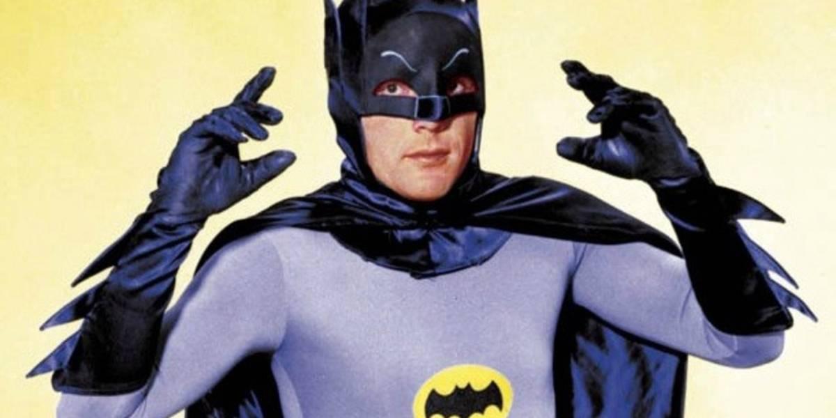 Murió Adam West, el Batman de los años 60's