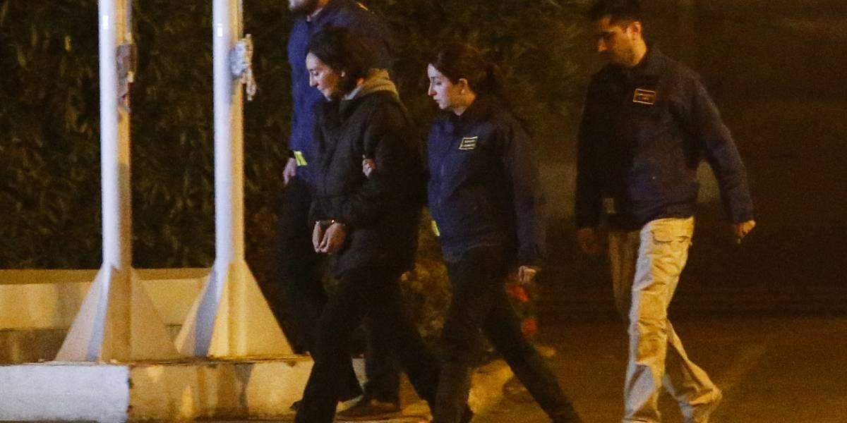 """Pareja del """"comandante Emilio"""" fue interrogada por el juez Mario Carroza"""