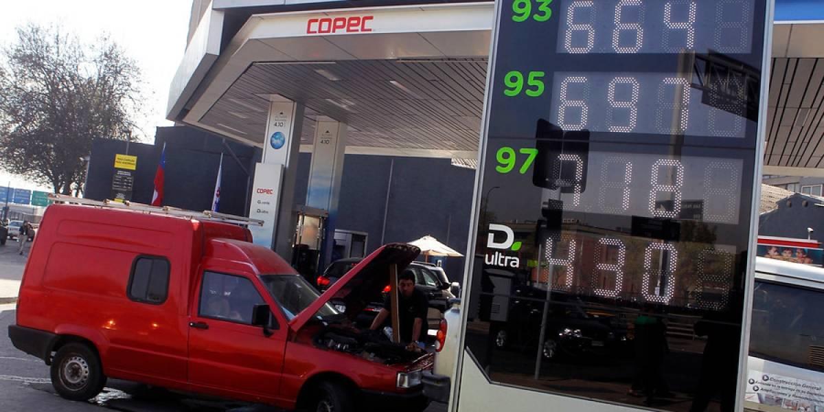 Precio de los combustibles bajaría luego de ocho semanas al alza
