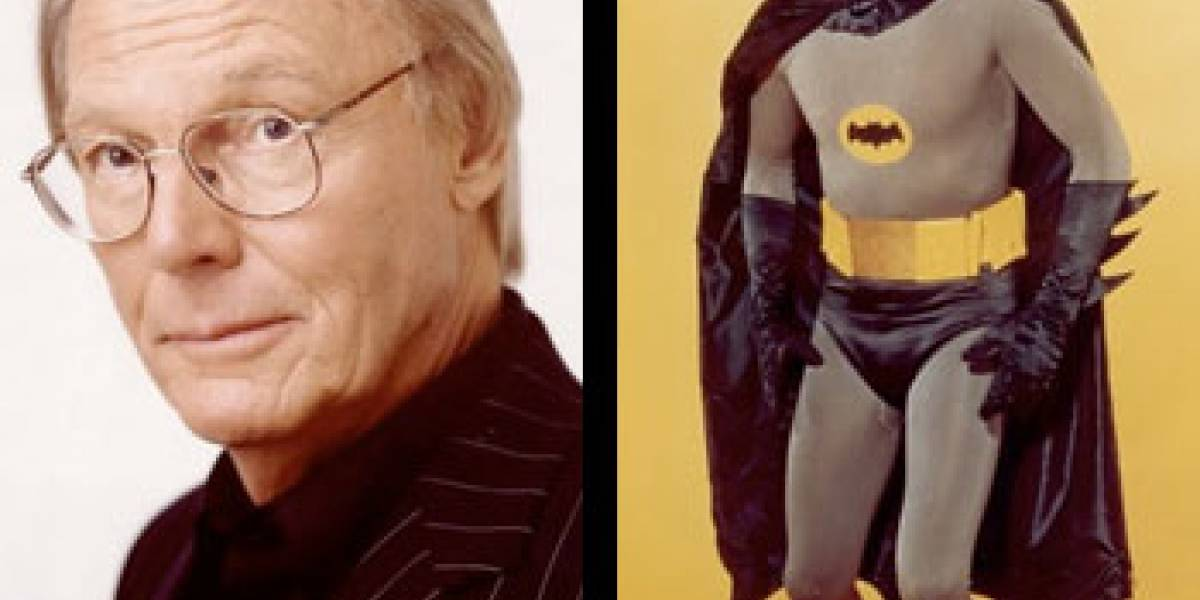 Muere Adam West, el actor que personificó al primer Batman