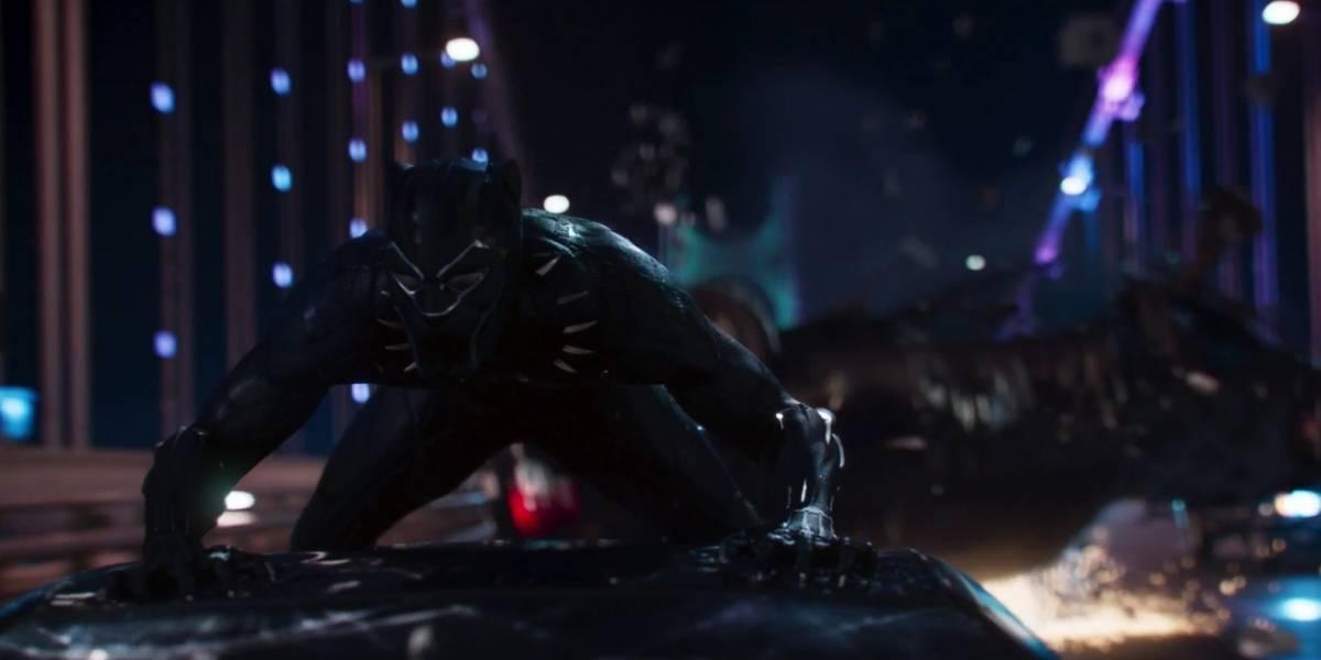"""El impresionante primer adelanto de """"Black Panter"""""""