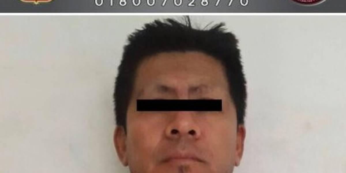 #JusticiaParaValeria: Detienen a presunto violador en Nezahualcóyotl