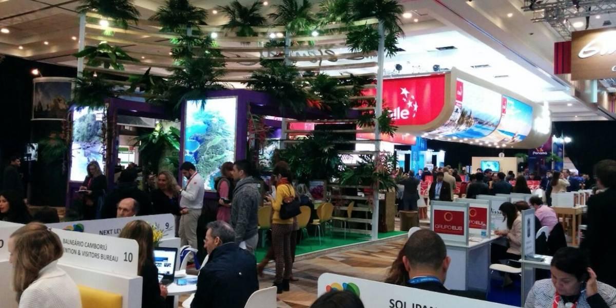 16 países de la región participaron de la Fiexpo de turismo