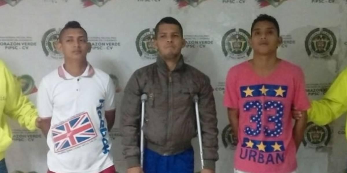 Capturan a cuatro personas señaladas en caso de desmenbramiento en Barranquilla
