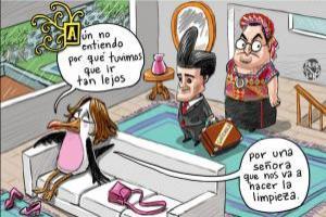 Caricatura racista