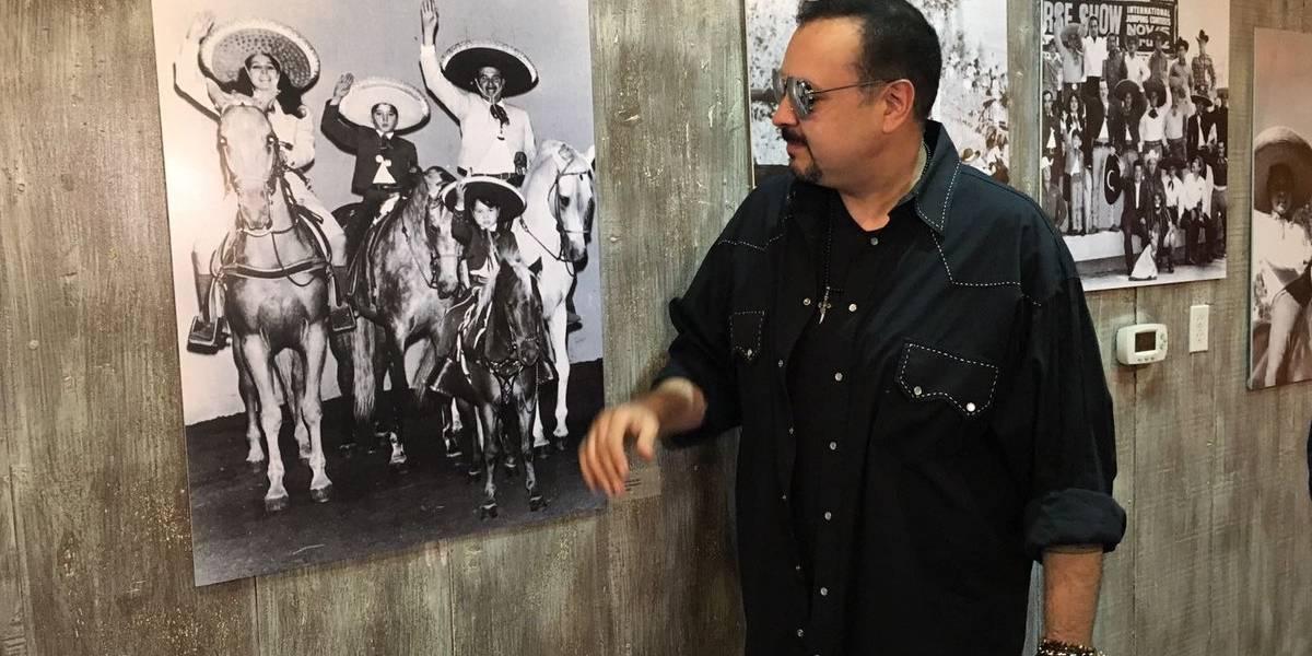 Abren muestra de Antonio Aguilar a 10 años de su muerte en Los Ángeles