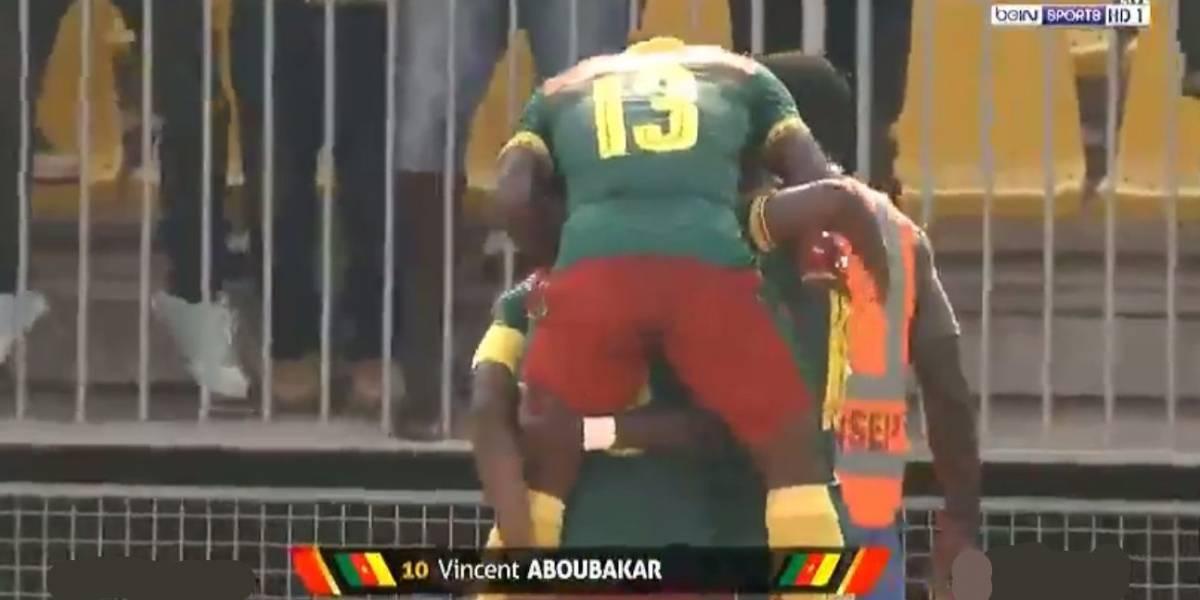Camerún venció a Marruecos y perdió por lesión a uno de sus titulares para la Confederaciones