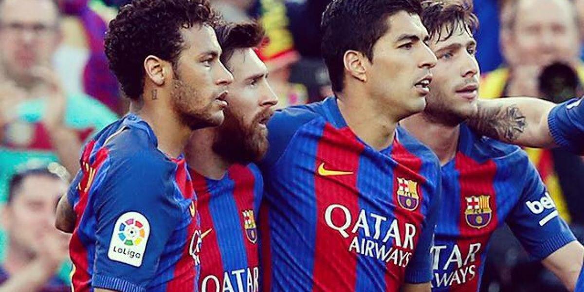 ¡Insólito! 15 años de cárcel por usar la camiseta del Barcelona