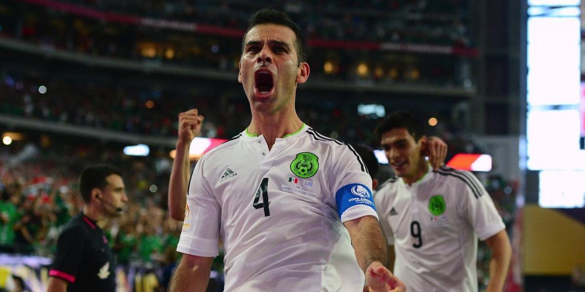 'Rafa' Márquez no olvida al Barcelona
