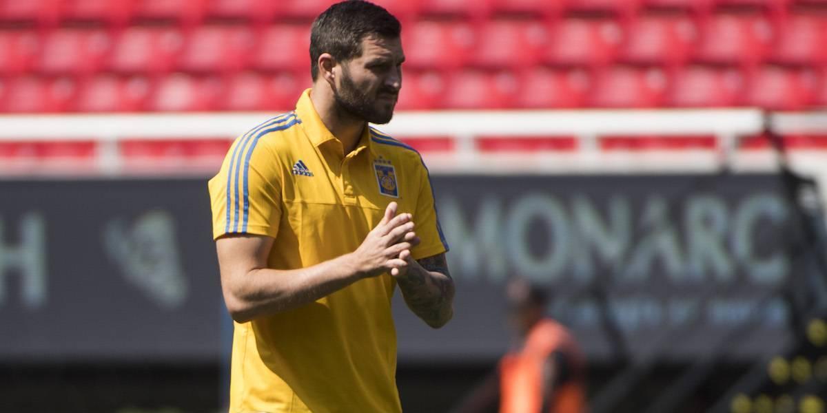 Otro club europeo tiene la intención de llevarse a Gignac de Tigres