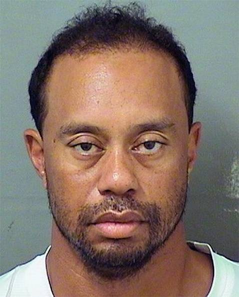 Tiger Woods revela los detalles de su detención