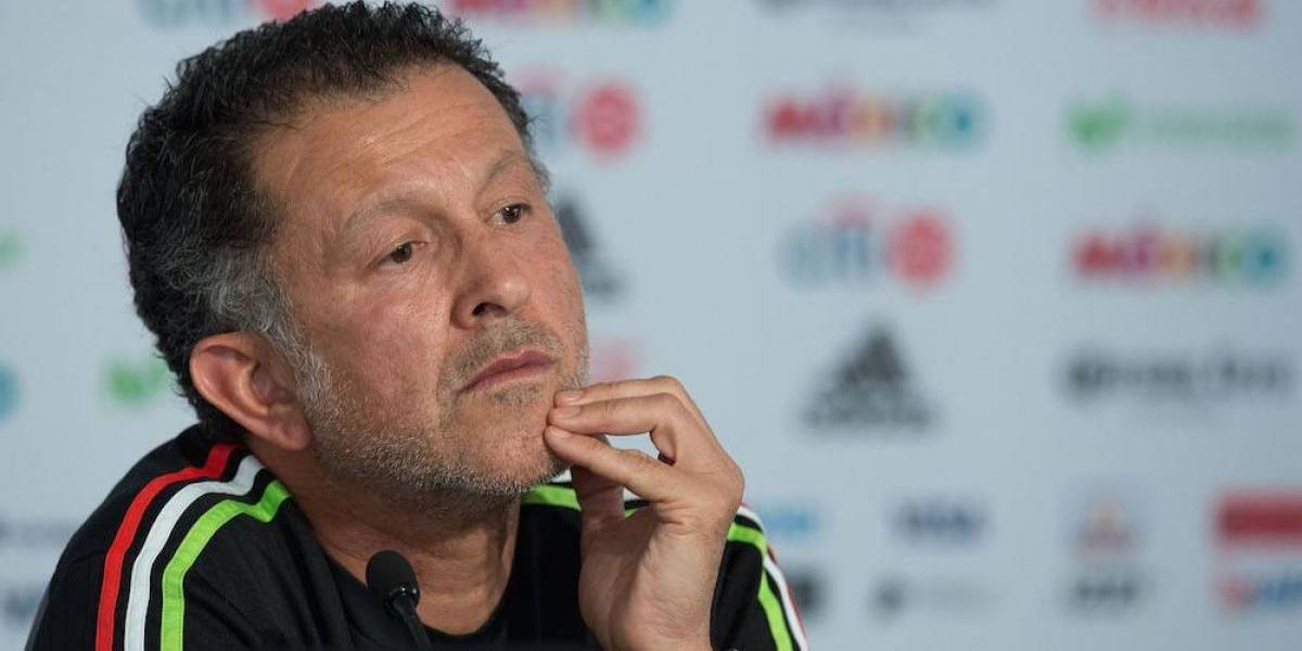 """Osorio asegura que ante EU, México tiene una oportunidad """"extraordinaria"""" de ir al Mundial"""