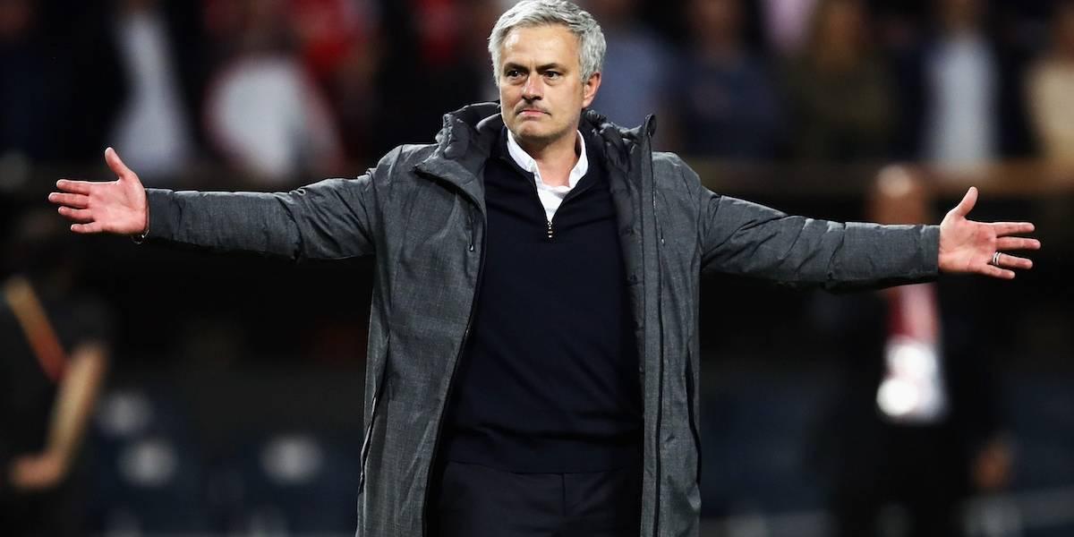 """Mourinho lamenta escoger equipos con """"grandes problemas"""" para trabajar"""