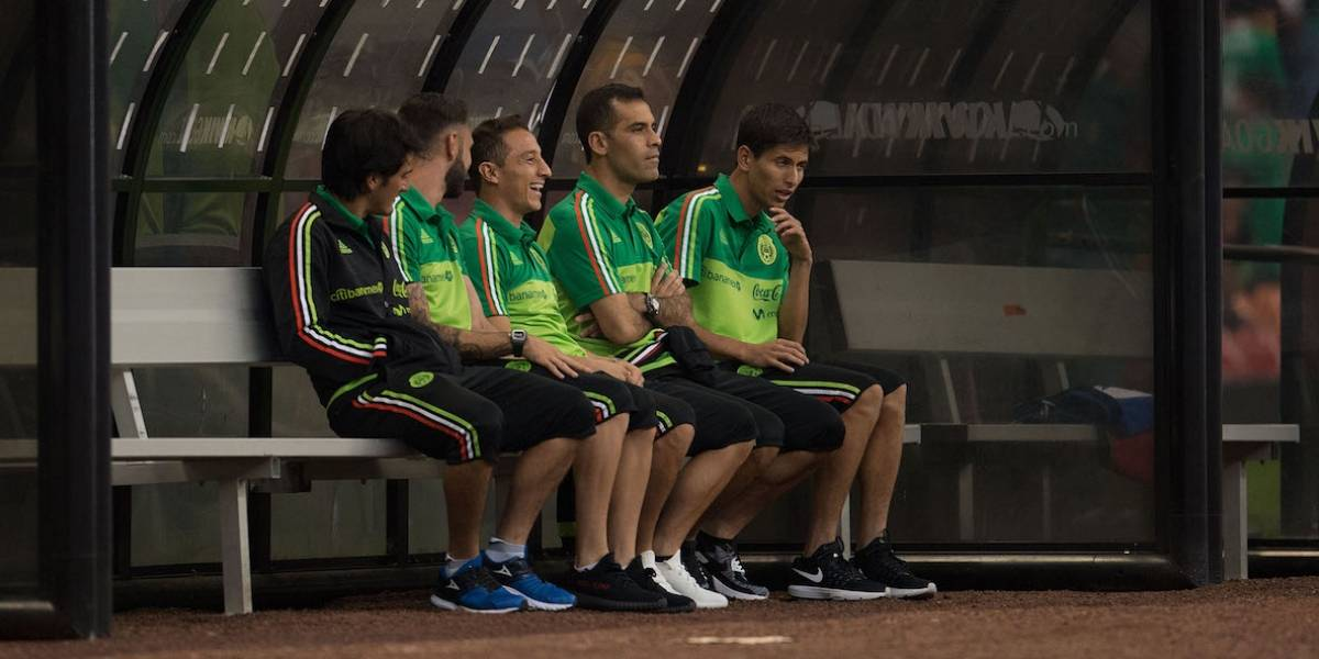 Guardado y Márquez encabezan bajas del Tri para enfrentar a Estados Unidos