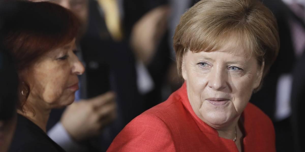 Un muro no resolverá el tema de la migración: Merkel