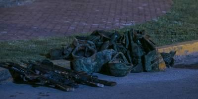 Cae responsable de emboscada a militares en Sinaloa