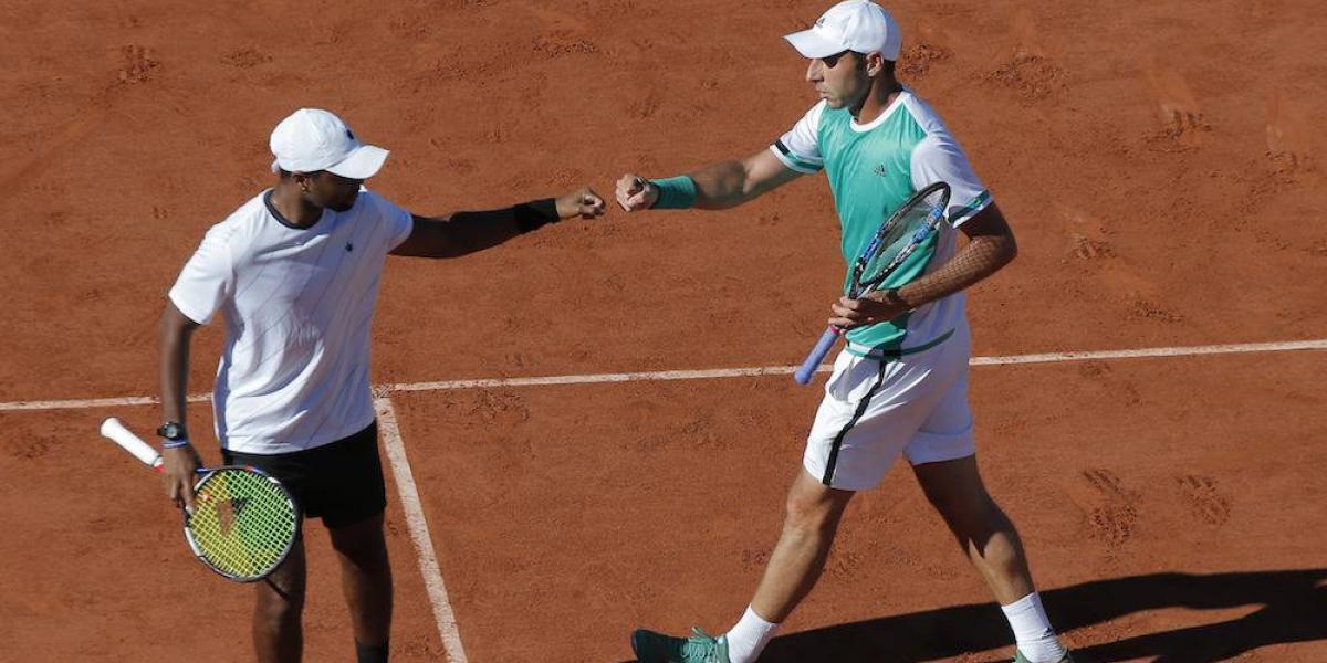 Santiago González se queda a la orilla del titulo de Roland Garros