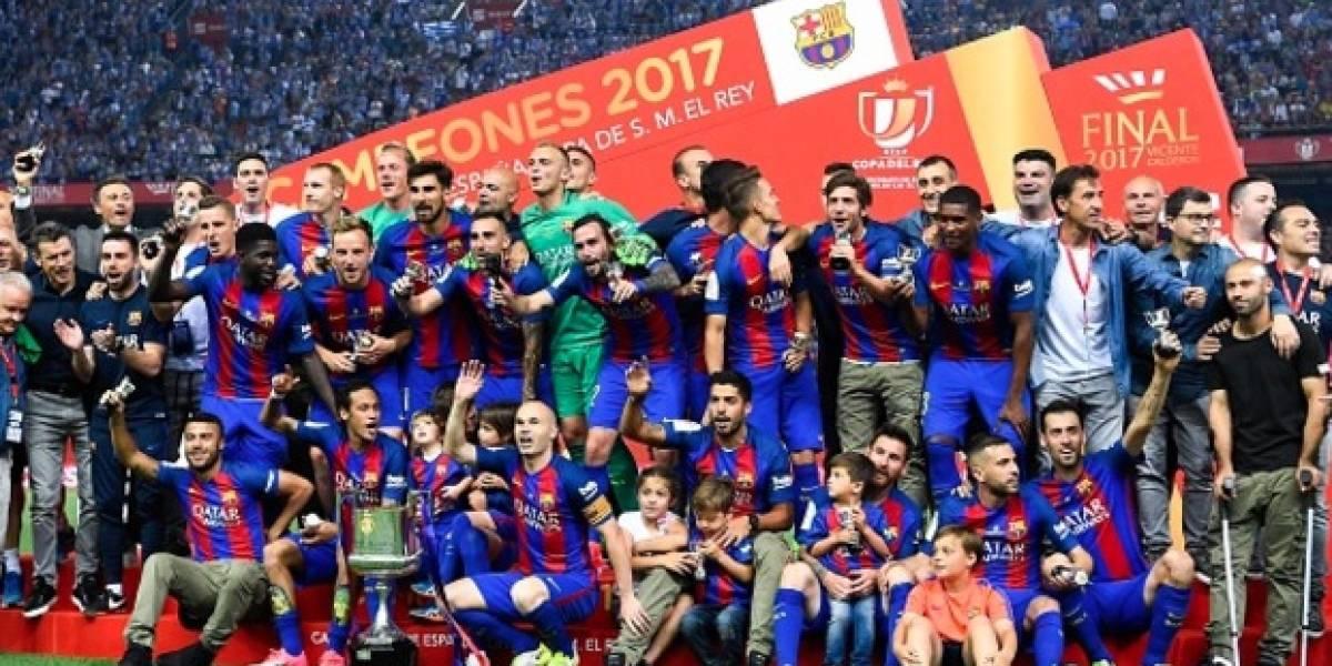 Dan a conocer el segundo jersey del Barcelona