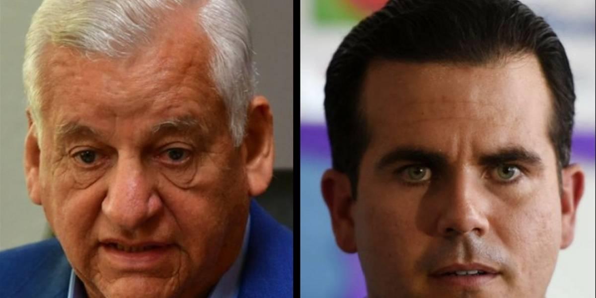 Callado el gobernador sobre quién apoya para sustituir a O'Neill