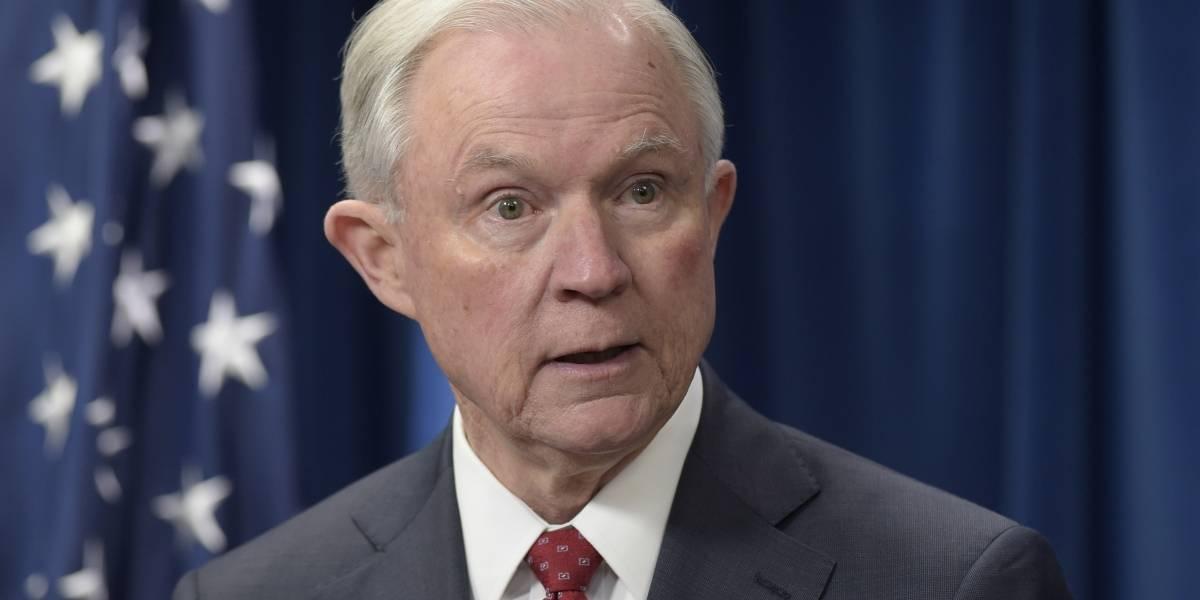 Sessions declarará esta martes ante Senado por caso Rusiagate