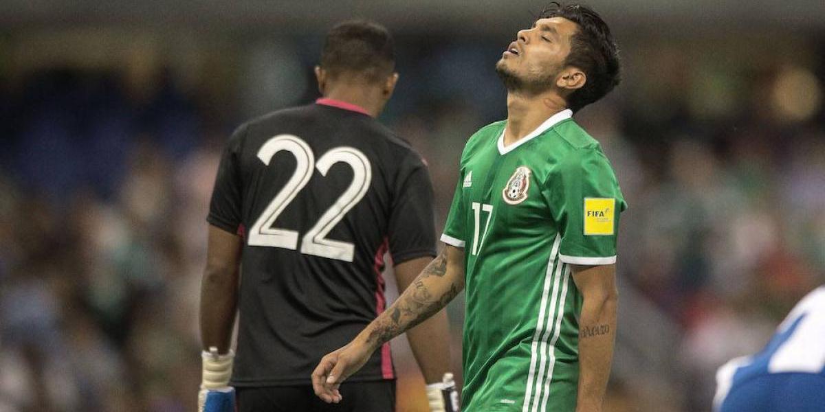 """""""Tecatito"""" Corona le dice no al Tri para Copa Confederaciones"""