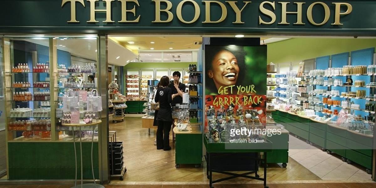 Natura entra en negociación para adquirir The Body Shop