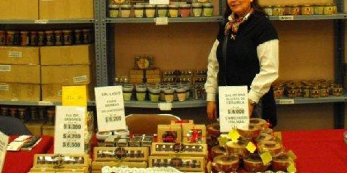 Emprendedora llevará sales chilenas gourmet a EEUU y Canadá