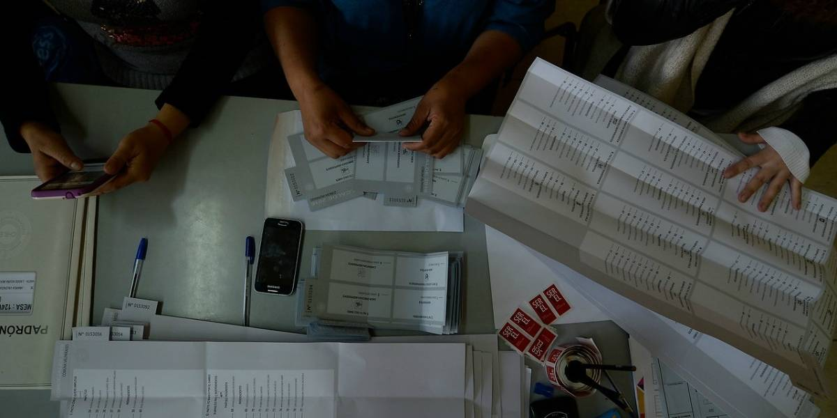 Elecciones 2017: revisa si fuiste seleccionado como vocal de mesa