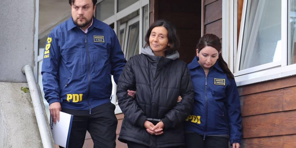 """Detienen a pareja del """"comandante Emilio"""" por delitos terroristas"""