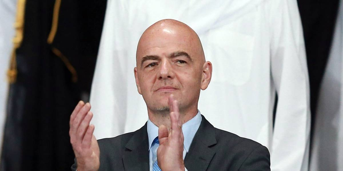 Presidente de la FIFA confía en que el Mundial 2022 se realizará sin problemas en Qatar
