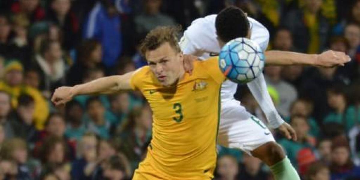 Australia pierde a uno de sus centrales titulares para la Copa Confederaciones