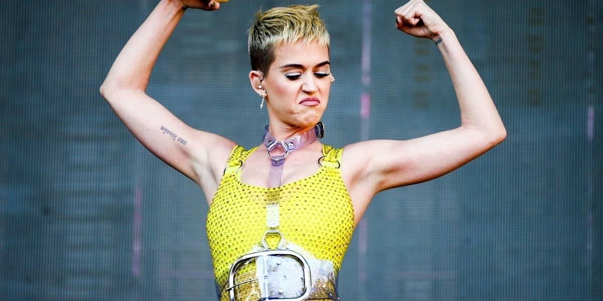 Katy Perry pone fin a su conflicto con Taylor Swift
