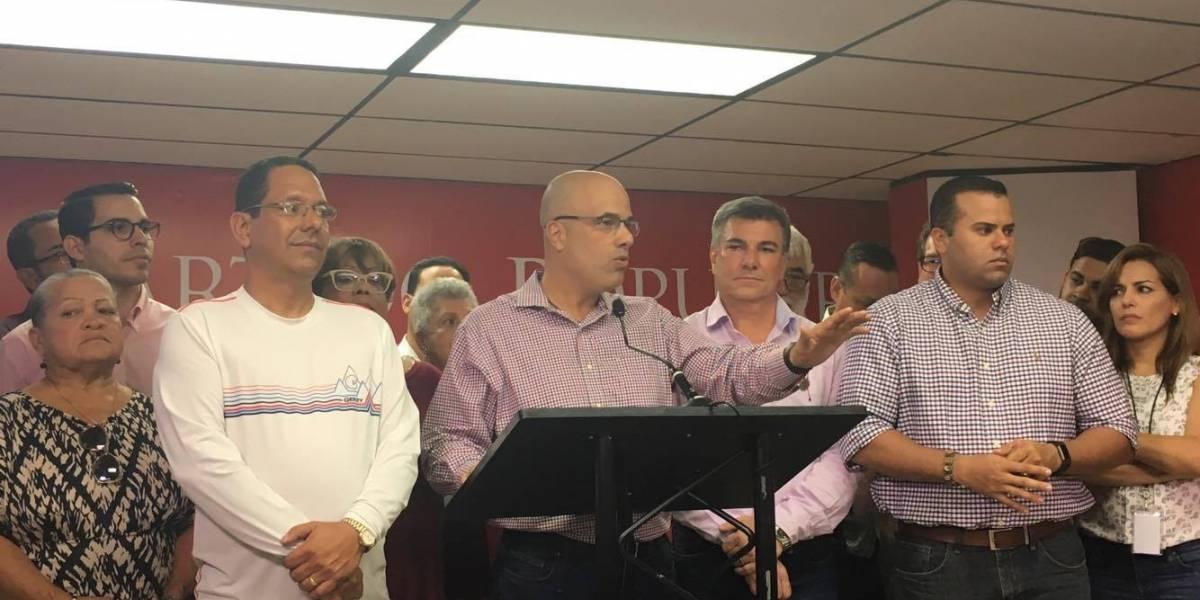 Presidente del PPD cabildeará en Washington contra el plebiscito