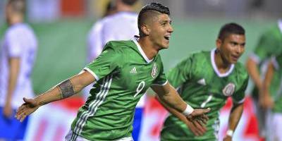 Ángel Zaldívar, descartado para Copa Oro de futbol por lesión