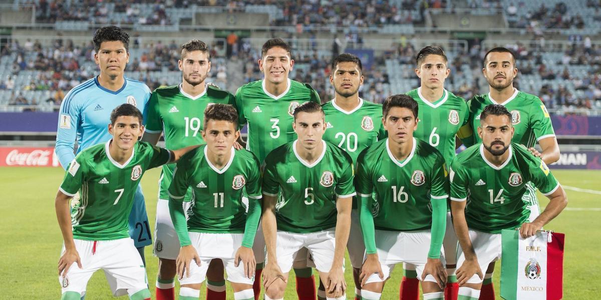 México recibe premio al juego limpio en el Mundial Sub20