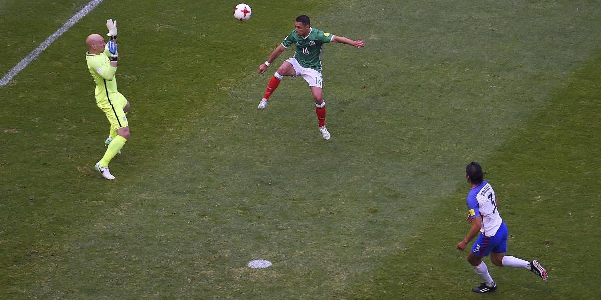 México y Estados Unidos empatan 1-1