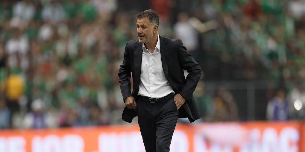 Osorio señala que Estados Unidos se encerró en el Azteca