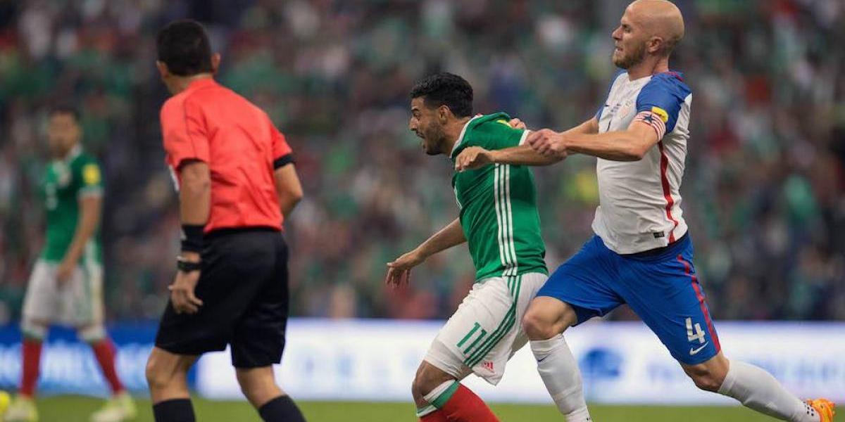 México rescata empate ante EU y sigue líder del Hexagonal
