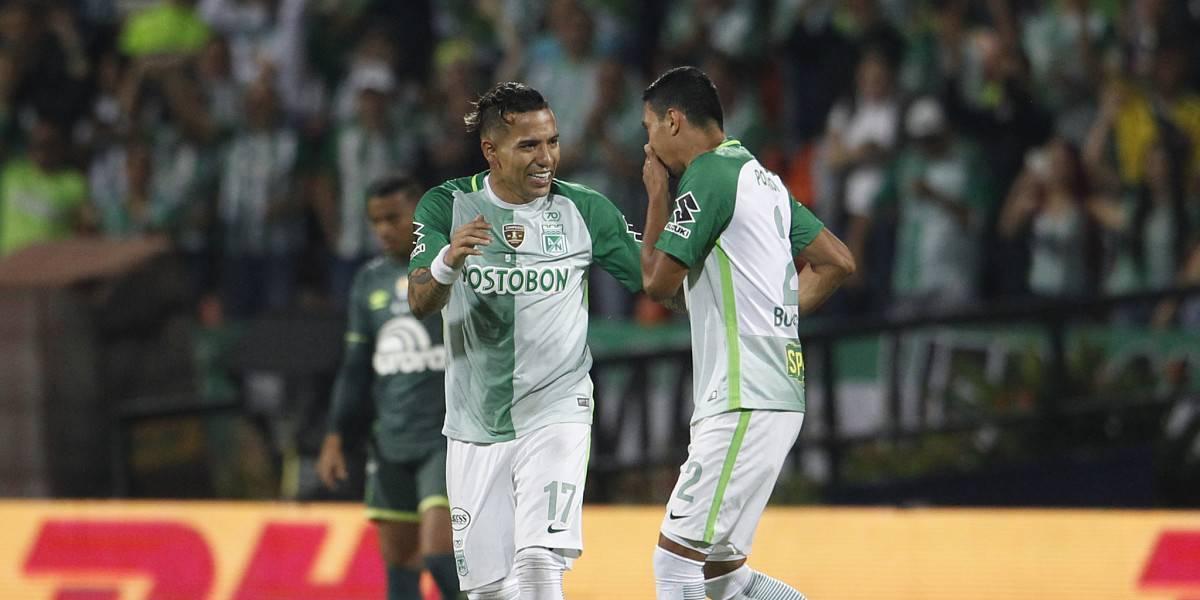 Nacional empató con Huila 1-1 y pasó a cuartos de final de Copa